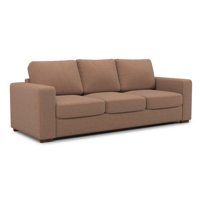 Диван-кровать Morti Long MTR коричневого цвета