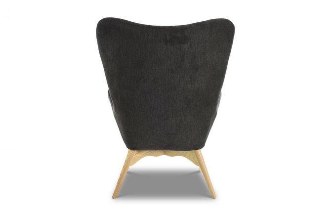 Кресло Phyllis графитового цвета