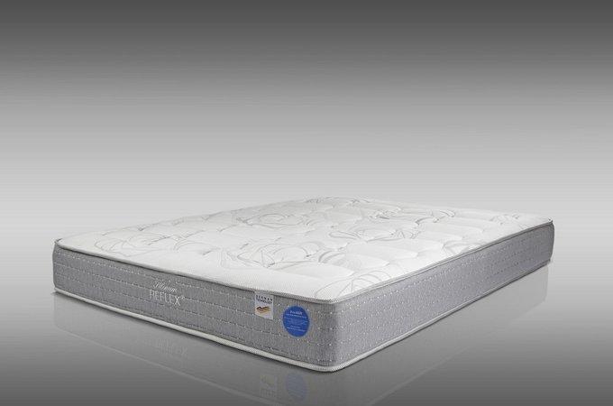 Беспружинный матрас Silenum 200x200