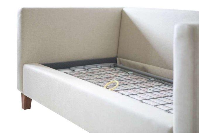 Диван-кровать двухместный York белого цвета
