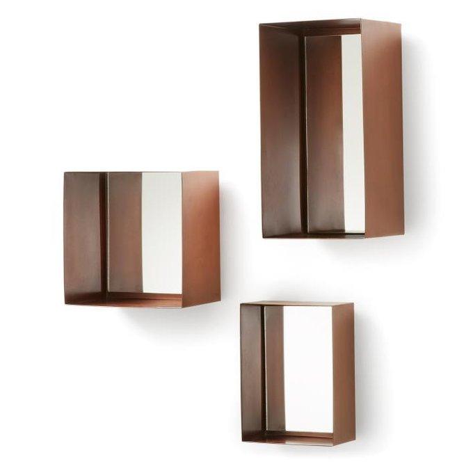 Набор из трех зеркал Clifton