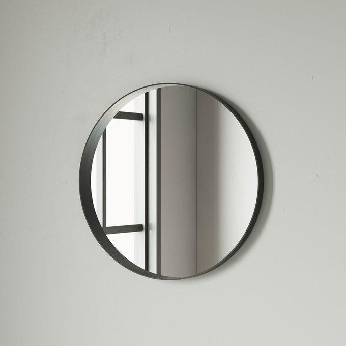 Зеркало Metal-1 в тонкой металлической раме
