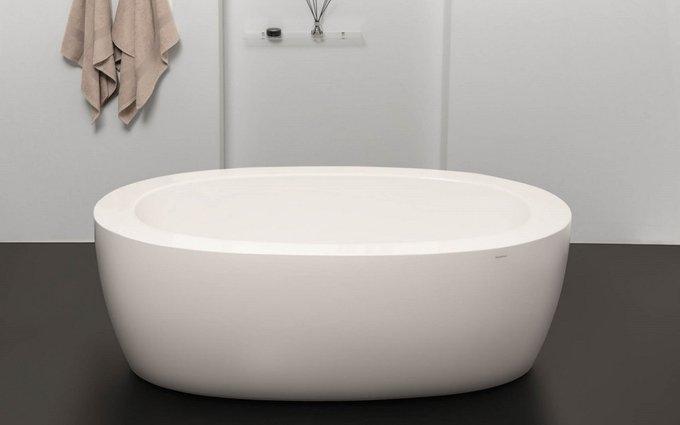 Акриловая Ванна PureScape белая