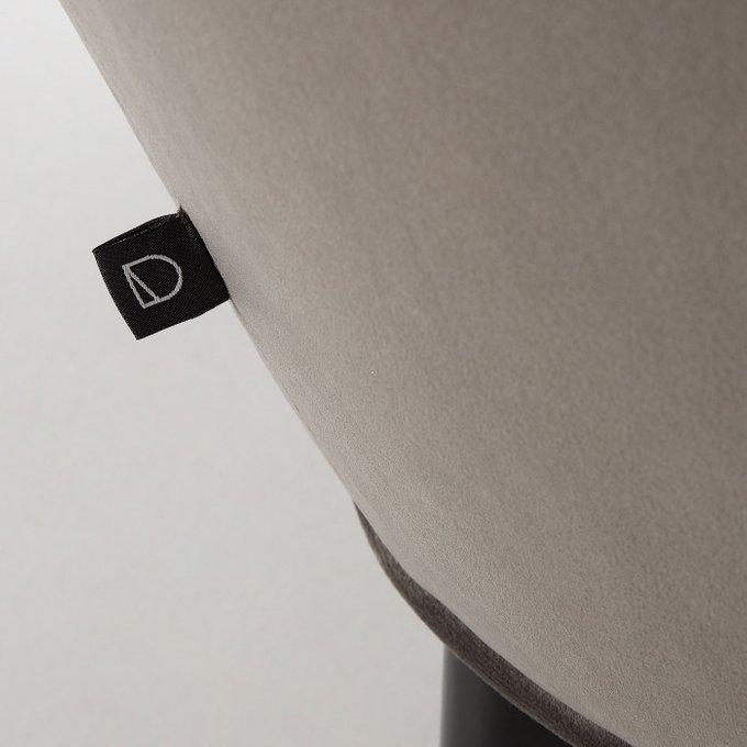 Кресло Lobby серого цвета