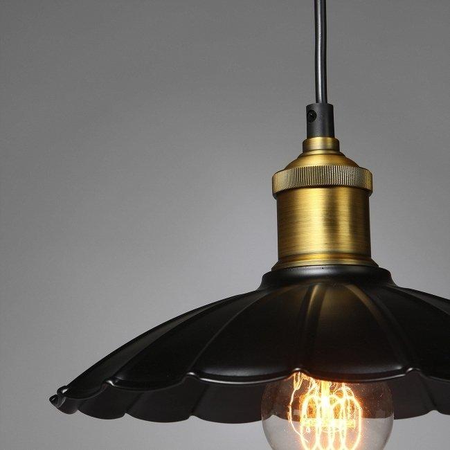 Металлический подвесной светильник Flared Lighting