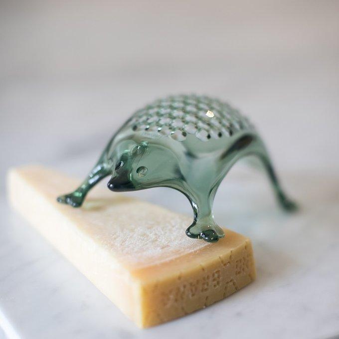 Тёрка для сыра Kasimir прозрачная