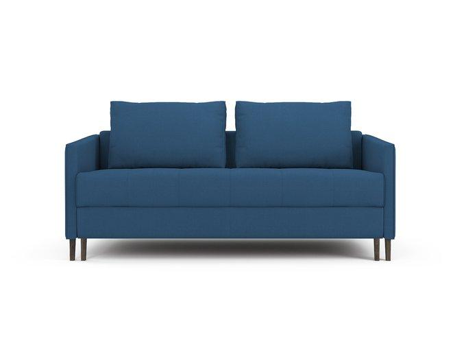 Диван-кровать Ultra синего цвета