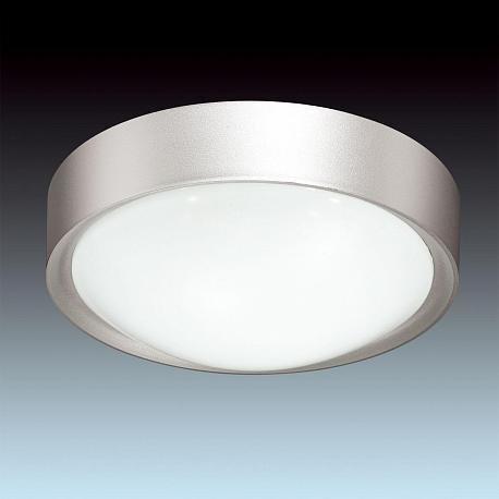 Настенно-потолочный светодиодный светильник Fasa с белым плафоном