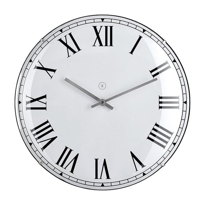 Настенные часы Lima из стекла