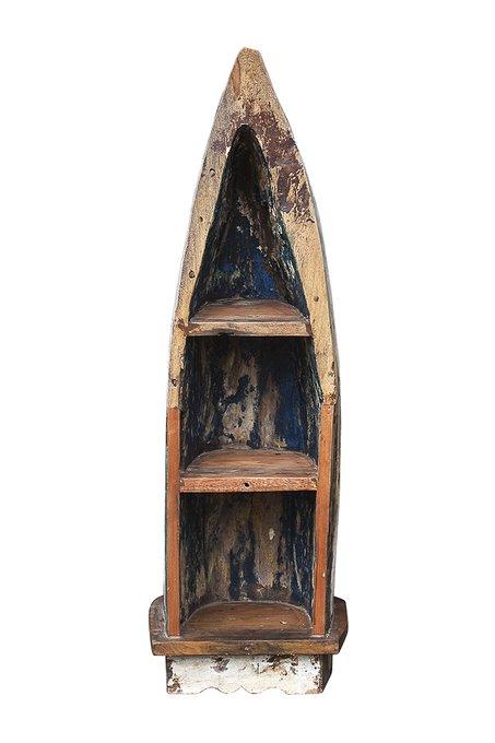 Стеллаж из лодки малый Брак с  многослойной окраской