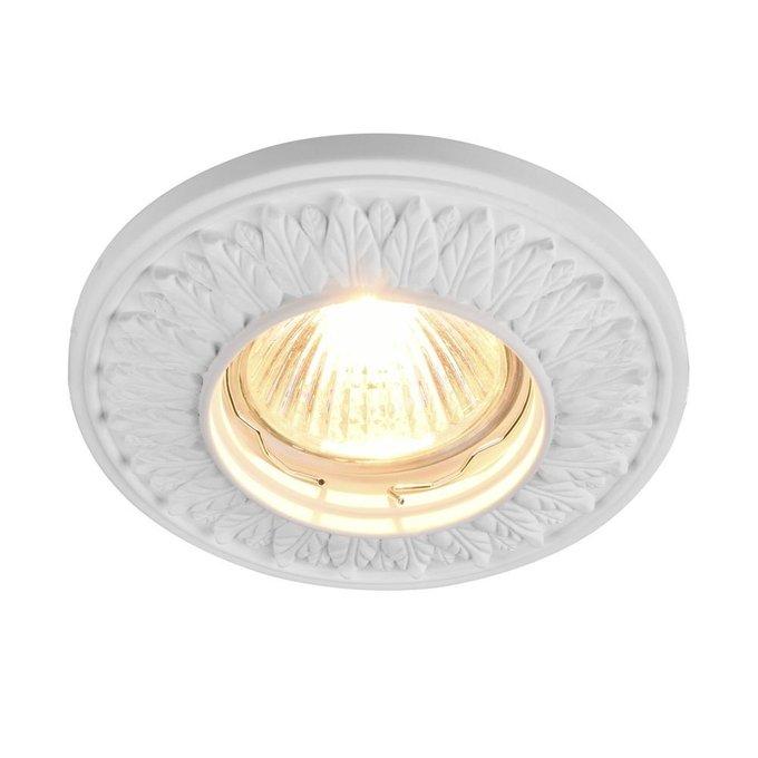 Встраиваемый светильник Gyps Classic круглой формы