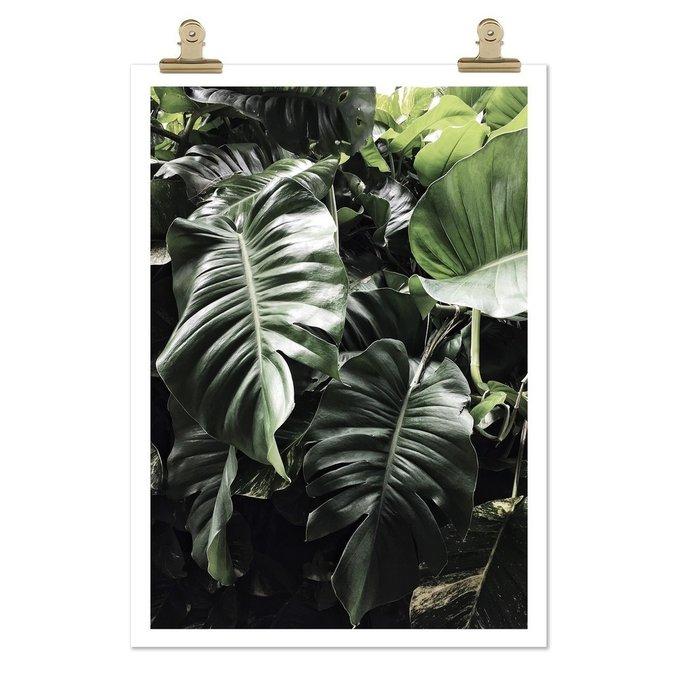 """Панно """"Botanic printed"""""""