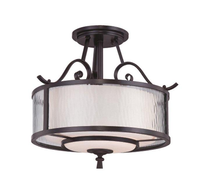 Светильник Adonis Semi-Flush Light