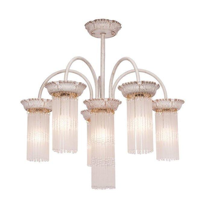 Подвесная люстра SILVER LIGHT Venezia в стиле прованс