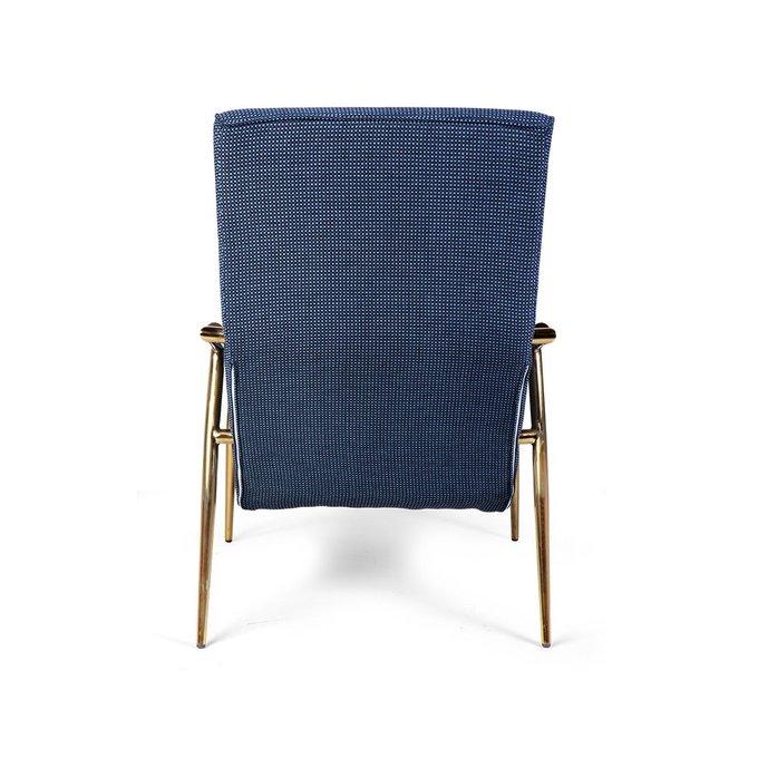 Кресло Evimera синего цвета