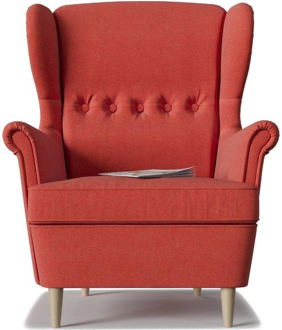 Кресло Торн Orange оранжевого цвета