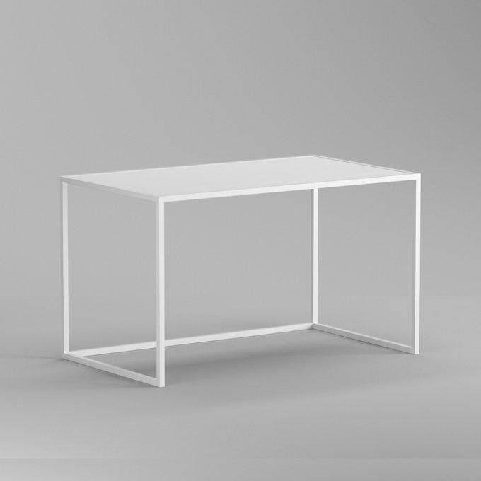 Письменный стол Romero lite white белый дуб матовый лак
