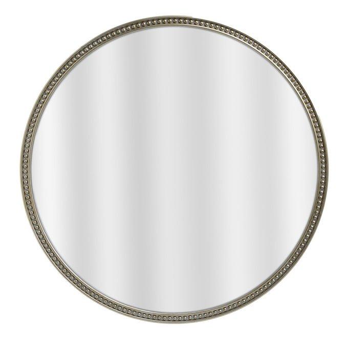 Зеркало настенное с рамой из пластика