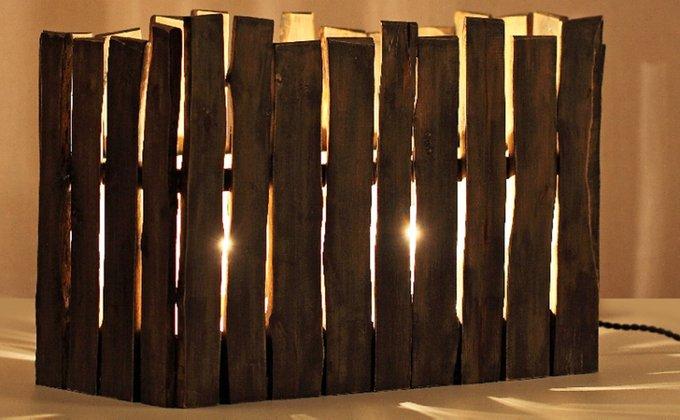 """Настольный светильник """"Quattro Fence"""""""