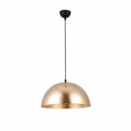 Подвесной светильник Palmer золотого цвета