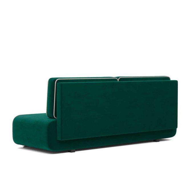 Диван-кровать Рокки зеленого цвета