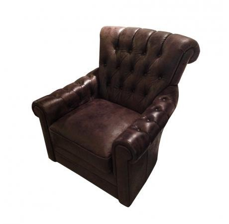 Marlow swivel armchair