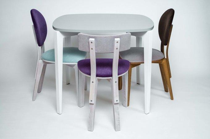 Дизайнерский обеденный стол TorySun Smooth Compact
