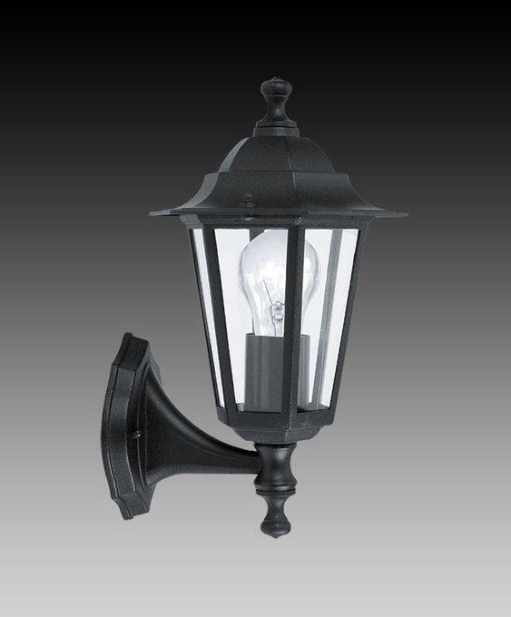 Уличный настенный светильник Eglo Laterna