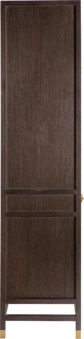 Шкаф кабинетный с дверками и ящиками