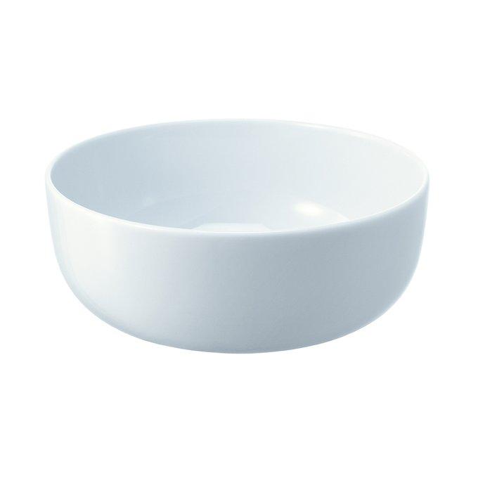 Набор посуды из четырех предметов LSA dine с бортиком