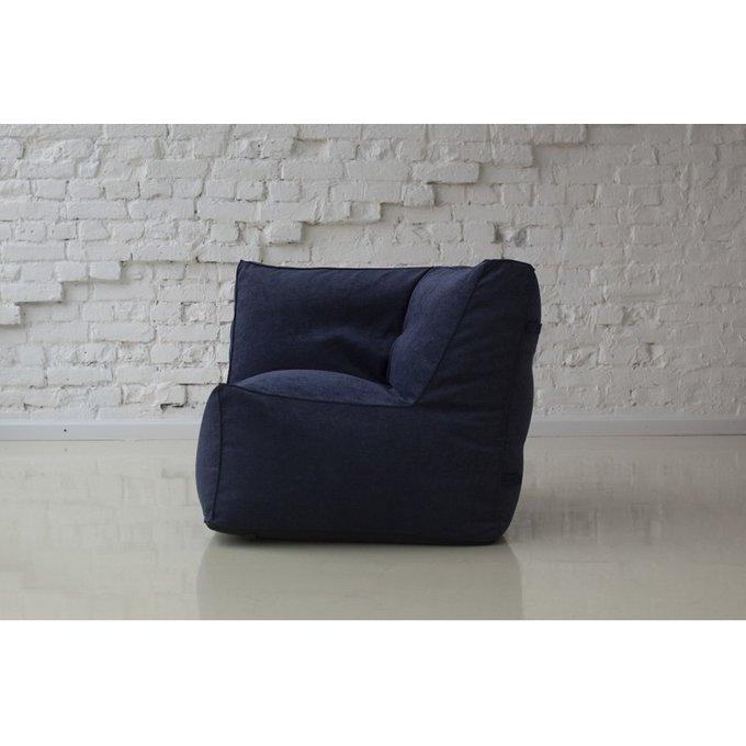 Угловое бескаркасное модульное кресло