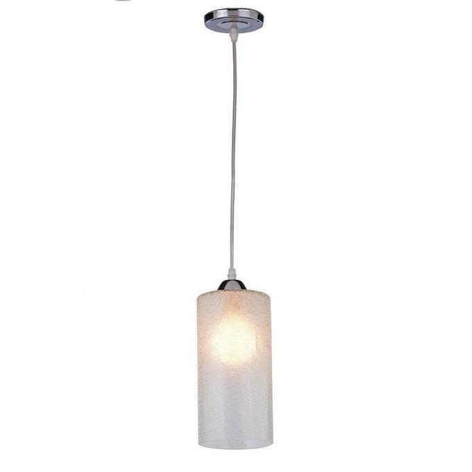 Подвесной светильник Lettice с плафоном из стекла