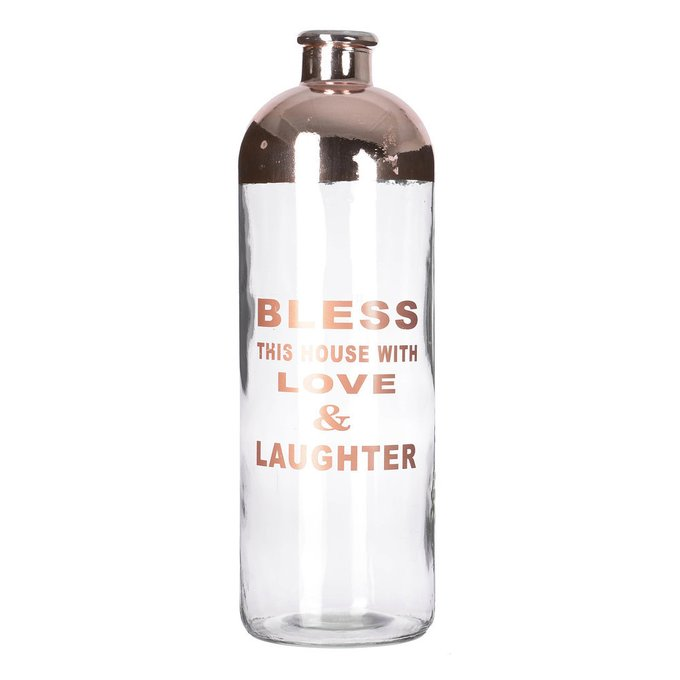 Бутыль из стекла
