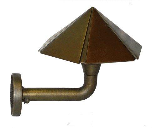 Уличный настенный светильник LD-Lighting В Part-Light