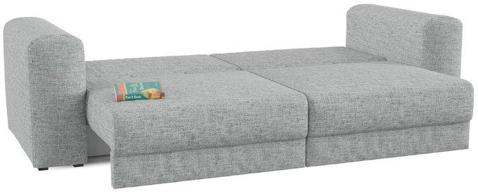 Диван-кровать Мэдисон Грей Иллюзи серого цвета