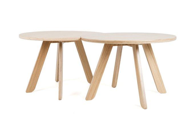 Детский круглый стол Mobius Луна M (до 145 см)