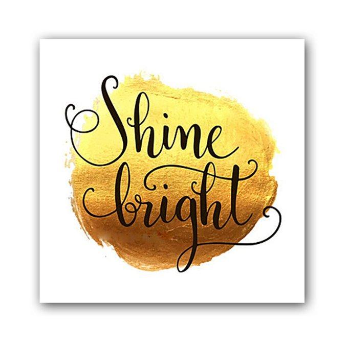 "Постер ""Shine"""