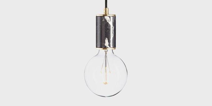 Подвесной светильник Marmor Glans nero