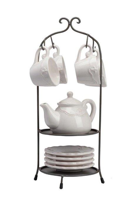 Чайный набор на подставке Treffen