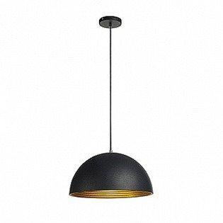Светильник подвесной SLV Forchini черный/золото