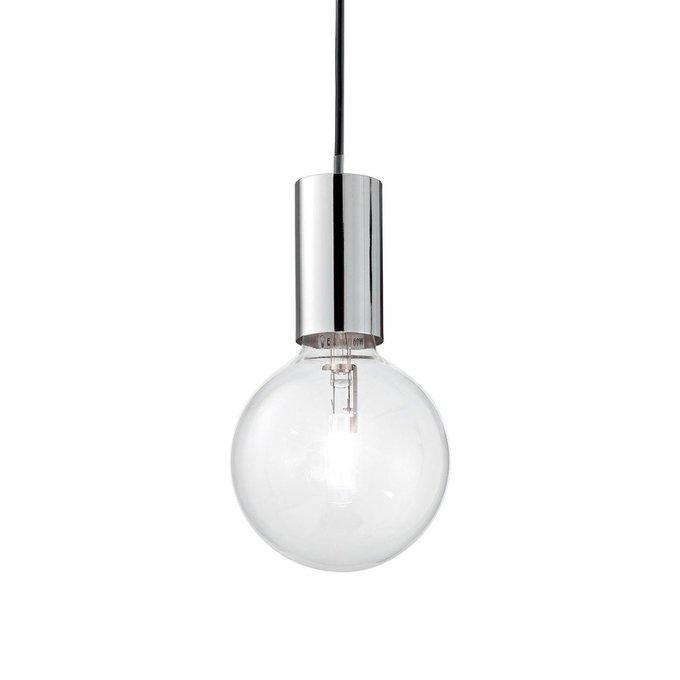 Подвесной светильник Ideal Lux Hugo Cromo