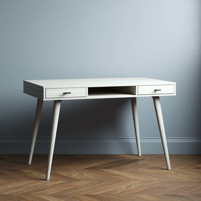 Консольный стол Scandinavia New 120х45 цвета натуральный дуб