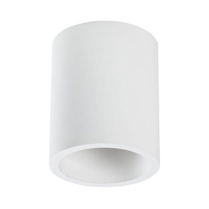 Потолочный светильник Conik Gyps белого цвета