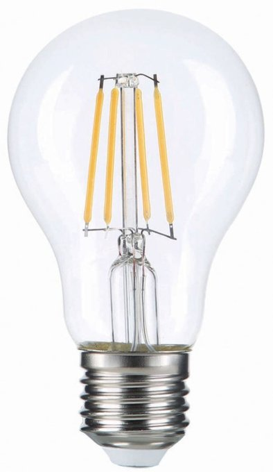Лампа светодиодная General purpose bulb груша прозрачная