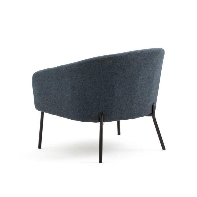 Кресло Tessin синего цвета