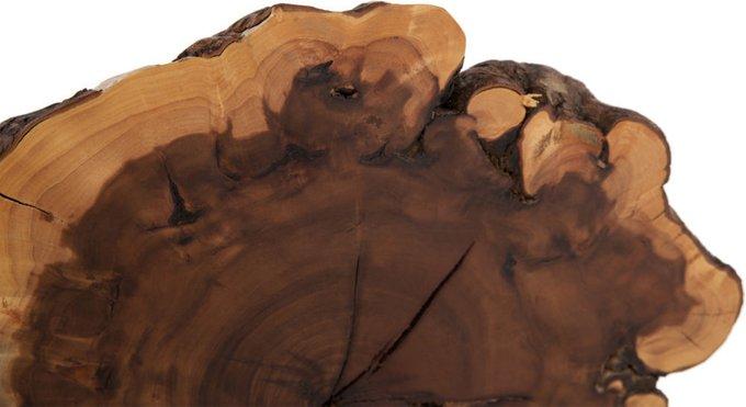 Декор из деревянного спила