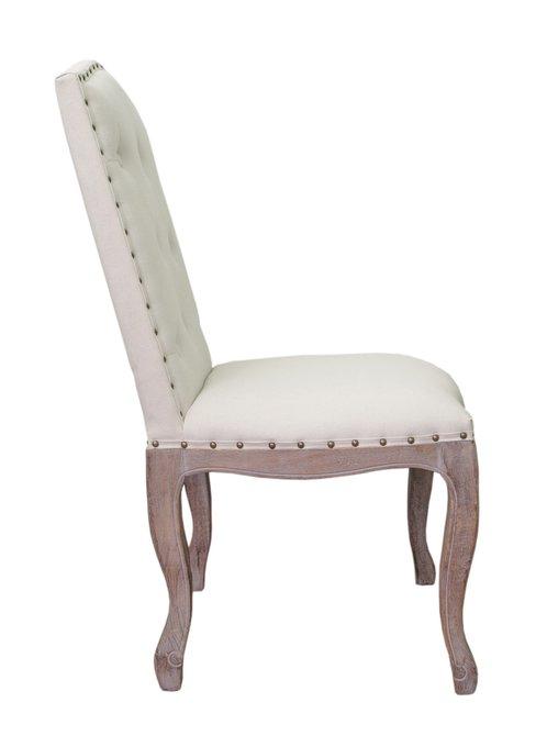 Обеденный стул Melis бежевого цвета