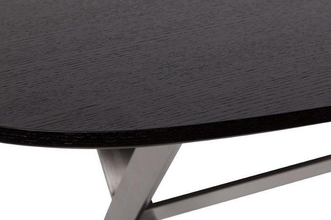 Стол на металлокаркасе Bellini Black Two