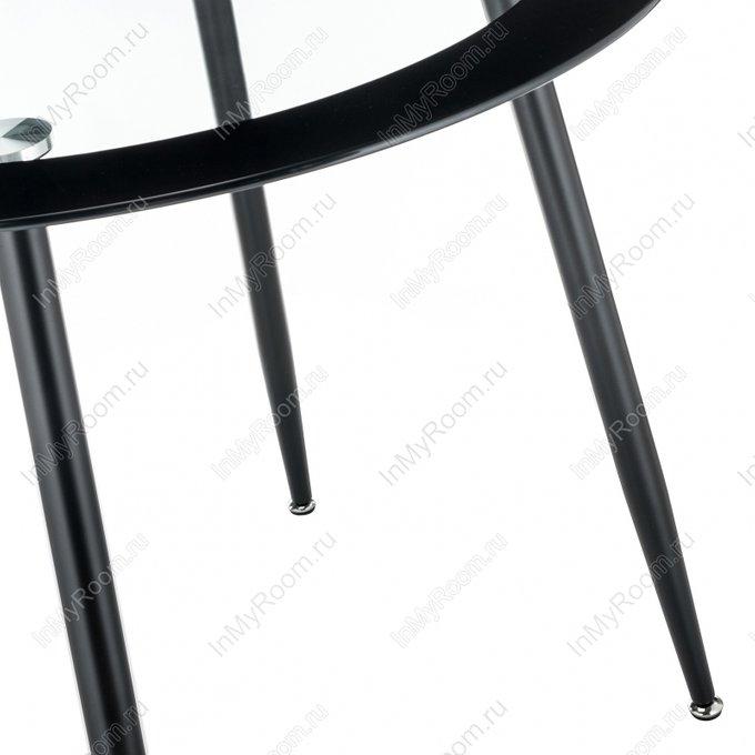 Обеденный стол Vasko черного цвета