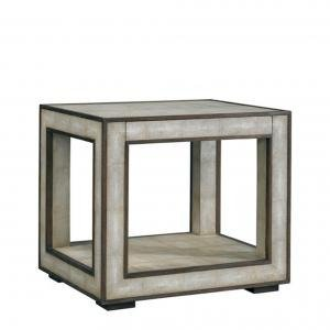 Стол HAVEN END TABLE - SHAGREEN